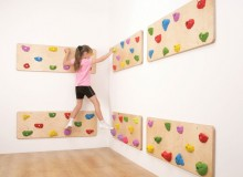 Traverse Wall Panels for Schools and Playgrounds
