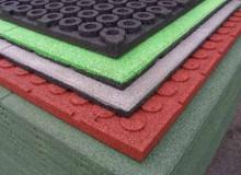Promat Rubber Tiles